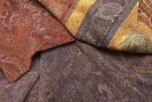 Klassisk: Avdempede farger og ornamentale mønstre er noe som kjennetegner denne stilen. (Green Apple AS)