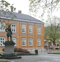 <b>SPESIELT:</b> De store trepaleene, som Hornemansgården, er typiske for den trønderske trearkitekturen.