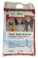 <b>LETT OG NATURLIG</b> Knuste lettklinker er hemmeligheten bak Leca Safe Antiskli fra Krefting. (Foto: Krefting)