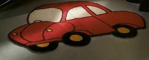 ...eller en bil? Brom-brom