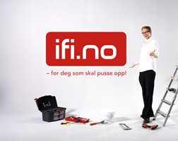 IFI er en privat non-profitt organisasjon som er bransjeambassadør, inspirator og pådriver for igangsetting av nye store og små oppussings-, og nybyggsprosjekter i Norge. Virksomhetens aktiviteter strekker seg fra forbrukerinformasjon til bransjearrangementer.