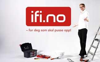 Velkommen til ifi.nos nye sider. ifi.no har fått nytt utsende og mer funksjonalitet.