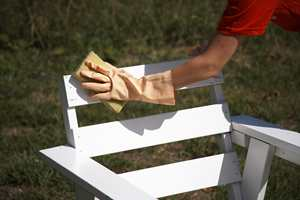 Natursvampen er et ideelt vaskeverktøy.