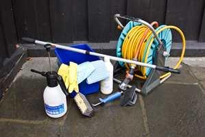 <b>UTSTYR I ORDEN:</b> Sørg for å ha alt utstyr på plass. (Foto: Mari Rosenberg/ifi.no)
