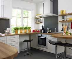 Nå farge på kjøkkenskapene til jul?