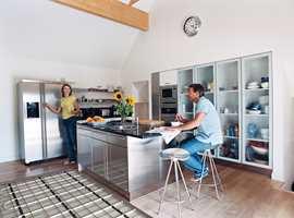 <b>GULVVARME:</b> Med vannbåren gulvvarme får du en jevn, behagelig temperatur i huset.