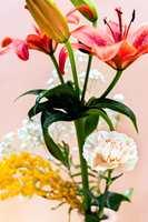<b>VÅRLIG:</b> Fargene i kolleksjonen Spring Summer 2019 drar tankene mot varme vårdager og friske blomster.