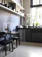 <b>FIBER: </b> Non-woven-tapeter, eller fiberkvalitet som det også heter, kan godt tåle å sitte på kjøkkenet.