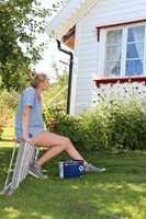 <b>FØLG MED:</b> Få oversikt over husets tilstand, slik at du kan sette inn nødvendige tiltak til rett tid.