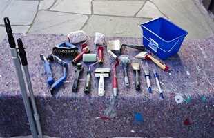 Eksempler på nyttig verktøy til malejobben.