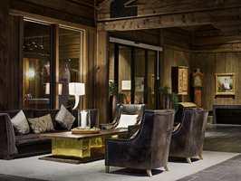 <b>TRIVES:</b> Gjestene ser ut til å like roen, varme og den lune stemningen som de får på Vestlia Resort.
