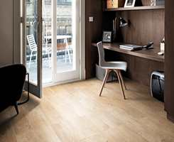 Hydrocork kan se ut som et hvilket som helst annet gulv, samtidig som det innehar alle de gode egenskapene til et korkgulv.