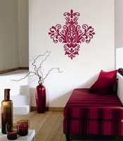 Dekor i samme farge som andre detaljer i interiøret gir et lekkert og helhetlig inntrykk.