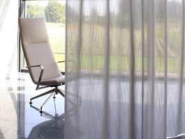 Funksjonelle gardiner stadig mer etterspurt.